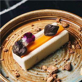 Asian desserts InAzia Warsaw
