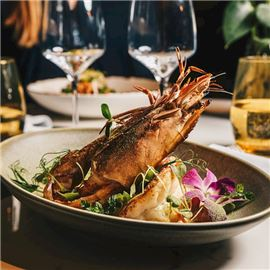 Lobster InAzia Sheraton Warszawa