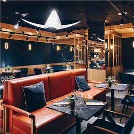 InAzia restauracja - Interior